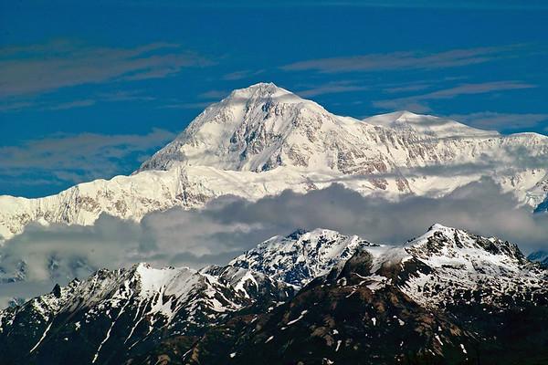 Alaskan Mountains & Glaciers
